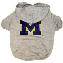 Michigan Wolverines NCAA Dog Sweatshirt