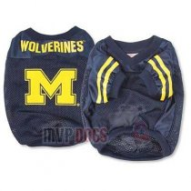 Michigan Wolverines Official Replica Dog Jersey