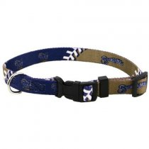 Milwaukee Brewers MLB Dog Collar