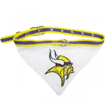 Minnesota Vikings NFL Dog Collar Bandana