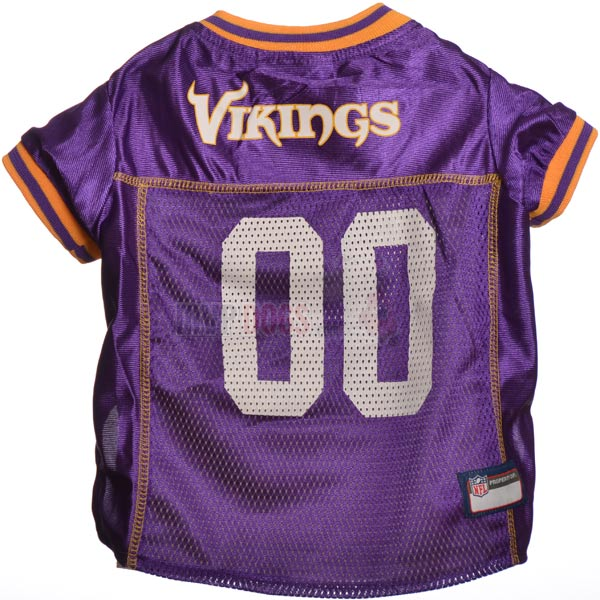 Minnesota Vikings NFL Dog Jersey