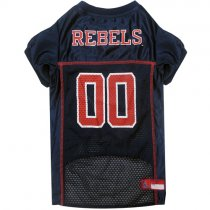 Mississippi Rebels NCAA Dog Jersey