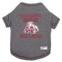 Mississippi State Bulldogs NCAA Dog Tee Shirt