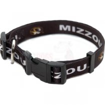 Missouri Tigers NCAA Dog Collar