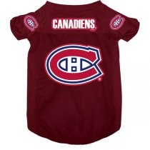 Montreal Canadiens NHL Dog Jersey
