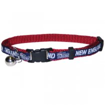 New England Patriots NFL Cat Collar