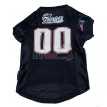 New England Patriots NFL Dog Jersey V2