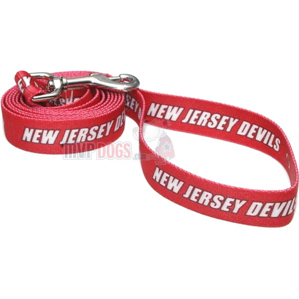 New Jersey Devils NHL Dog Leash