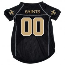 New Orleans Saints NFL Dog Jersey V3