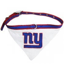 New York Giants NFL Dog Collar Bandana