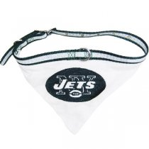 New York Jets NFL Dog Collar Bandana