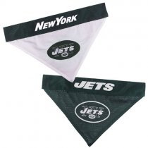 New York Jets NFL Reversible Dog Bandana