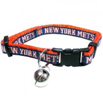 New York Mets MLB Cat Collar