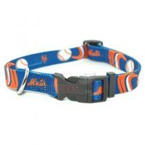 New York Mets MLB Dog Collar