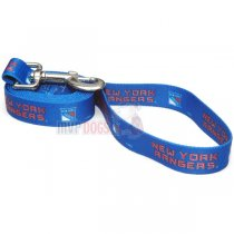 New York Rangers NHL Dog Leash