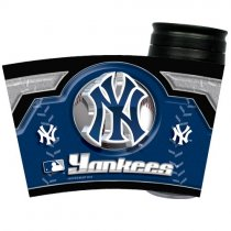 New York Yankees Insulated Travel Mug Tumbler