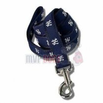 New York Yankees Woven Ribbon Leash