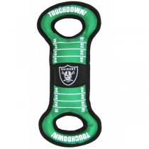 Oakland Raiders Field Dog Toy