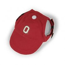 Ohio State Buckeyes Dog Baseball Cap