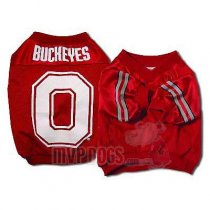 Ohio State Buckeyes Official Replica Dog Jersey