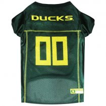 Oregon Ducks NCAA Dog Jersey