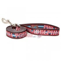 Philadelphia 76ers NBA Dog Leash