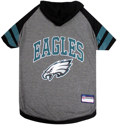 Philadelphia Eagles NFL Dog Hoodie Shirt