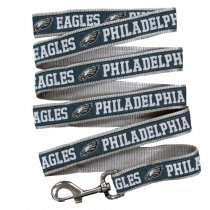 Philadelphia Eagles Woven Dog Leash