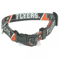 Philadelphia Flyers NHL Dog Collar