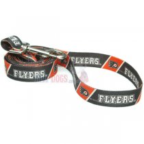 Philadelphia Flyers NHL Dog Leash