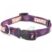 Phoenix Suns NBA Dog Collar