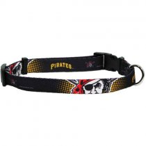 Pittsburgh Pirates MLB Dog Collar