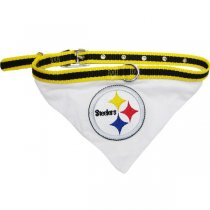 Pittsburgh Steelers NFL Dog Collar Bandana