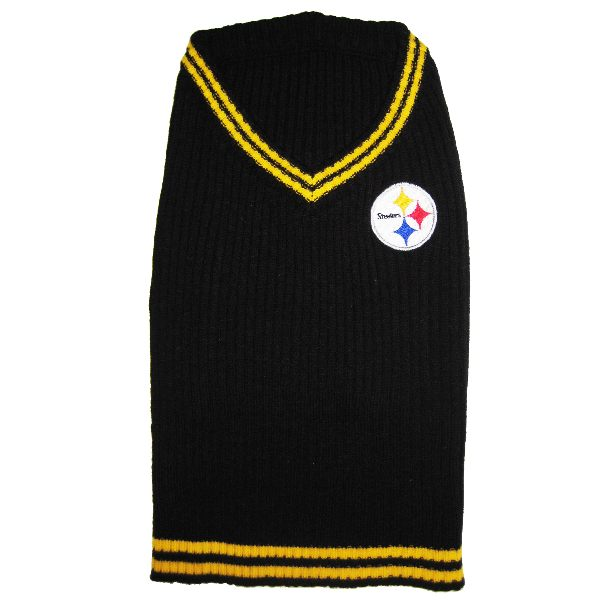 Pittsburgh Steelers NFL Dog Sweater