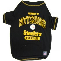 Pittsburgh Steelers NFL Dog Tee Shirt