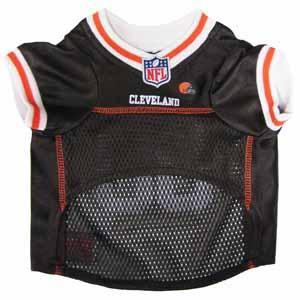 5ca73da75 Cleveland Browns NFL Dog Jersey