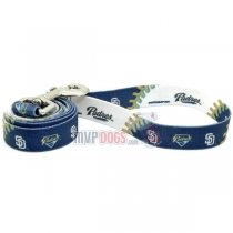 San Diego Padres MLB Dog Leash