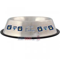 San Diego Padres MLB Stainless Steel Dog Bowl