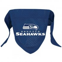 Seattle Seahawks NFL Dog Bandana