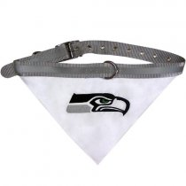 Seattle Seahawks NFL Dog Collar Bandana