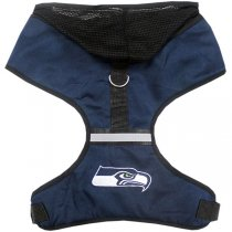 Seattle Seahawks NFL Dog Harness