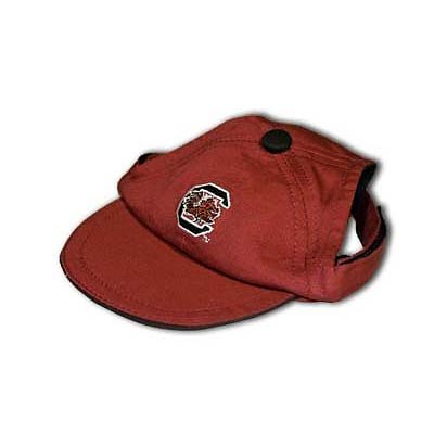 South Carolina Gamecocks Dog Baseball Cap