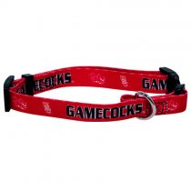 South Carolina Gamecocks NCAA Dog Collar