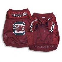 South Carolina Gamecocks Official Replica Dog Jersey