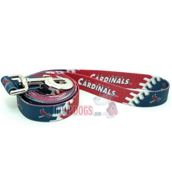 St. Louis Cardinals MLB Dog Leash
