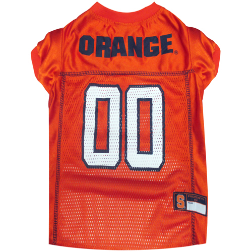 Syracuse Orange NCAA Dog Jersey