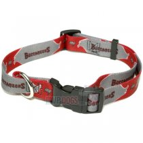 Tampa Bay Buccaneers NFL Dog Collar