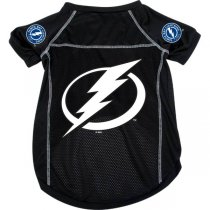 Tampa Bay Lightning NHL Dog Jersey V1