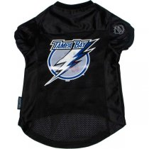 Tampa Bay Lightning NHL Dog Jersey