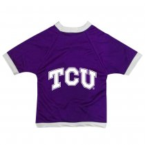 TCU Horned Frogs NCAA Dog Jersey
